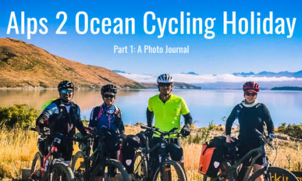 Alps 2 Ocean Cycling Holiday: A Photo Journal