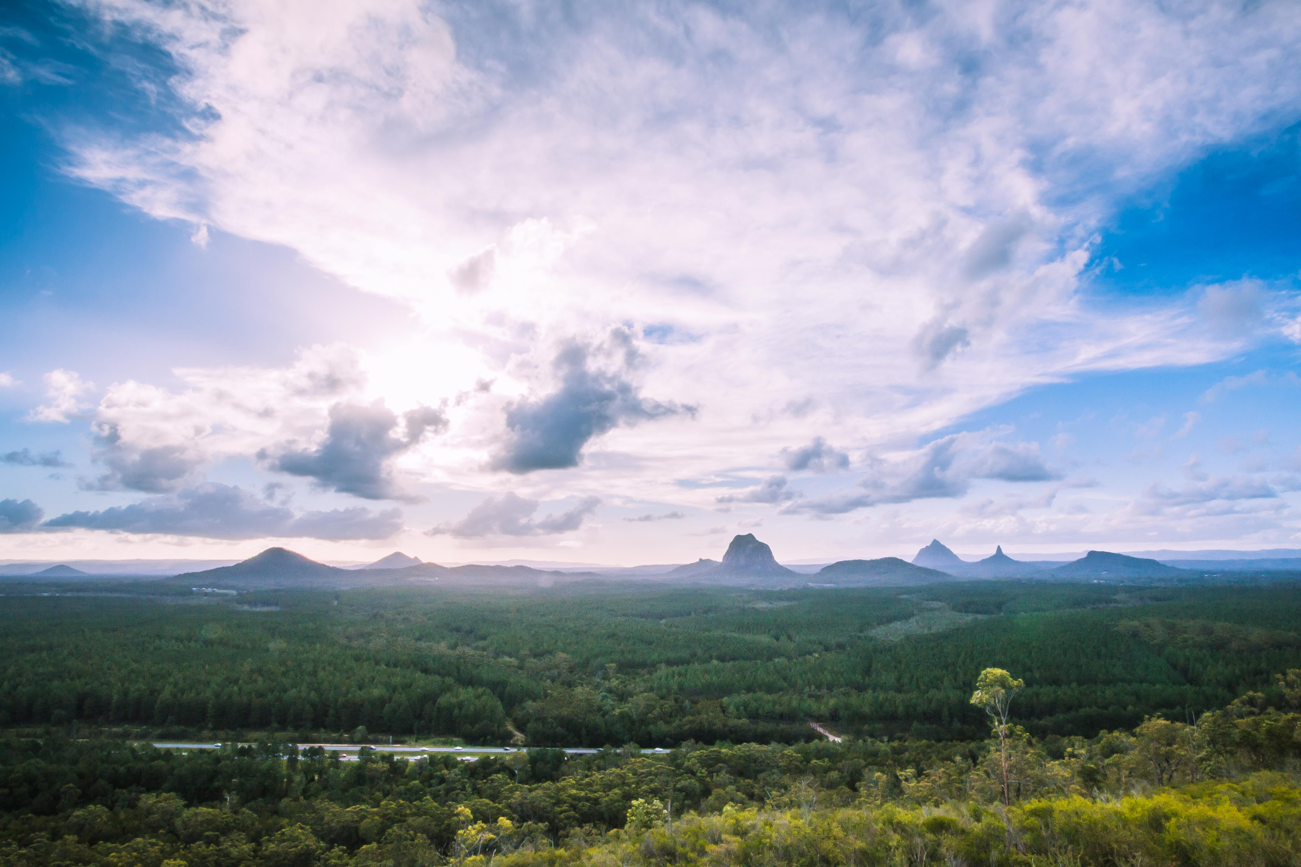 Tips to photograph the Glasshouse Mountains