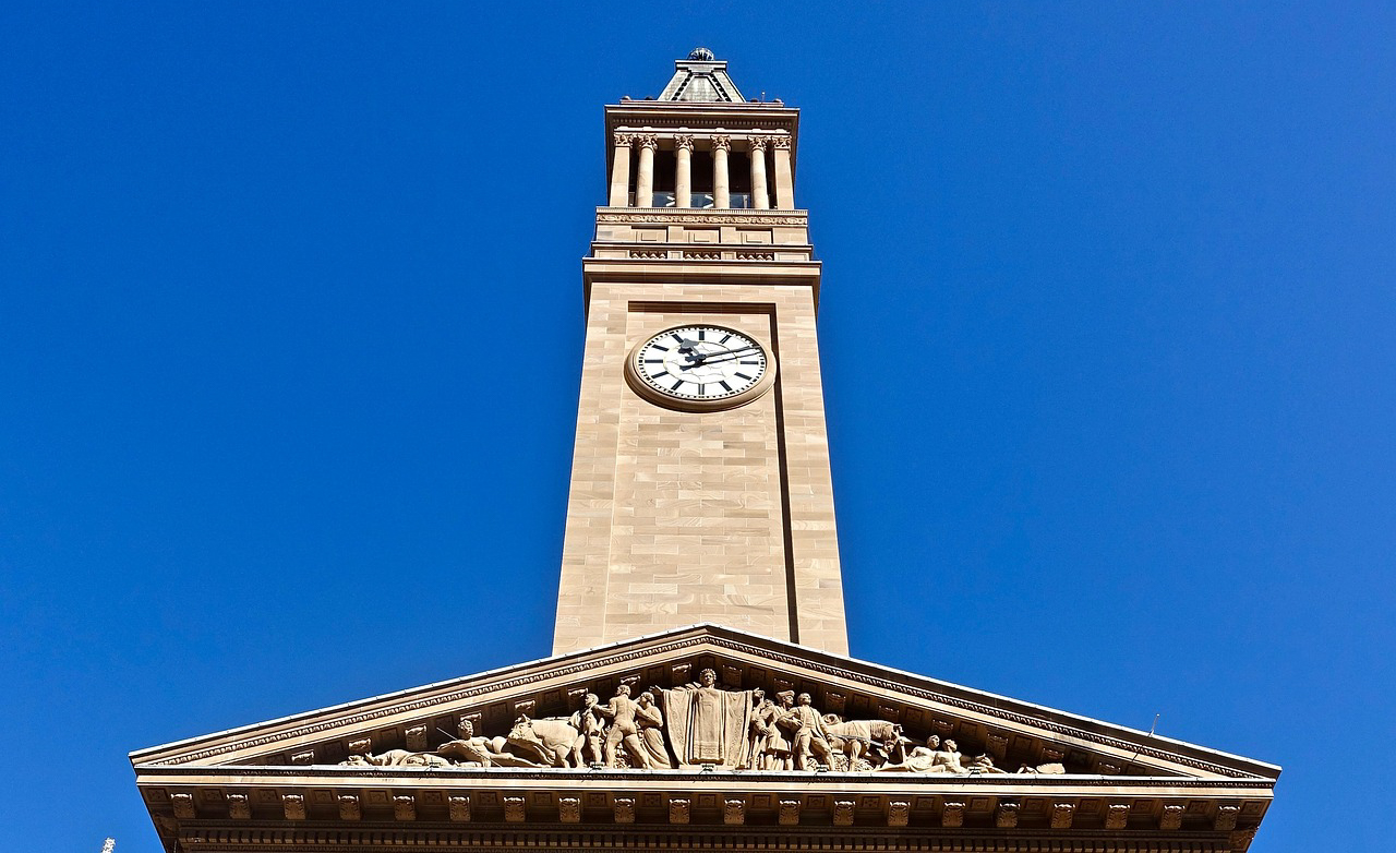 Brisbane City Hall 'Clock Tower' Tour