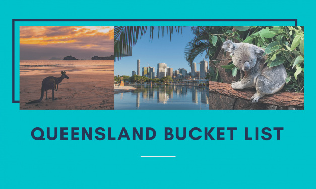 Queensland Bucket List