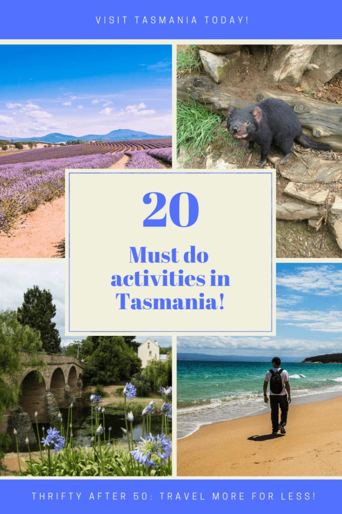 20 Must do activities in Tasmania