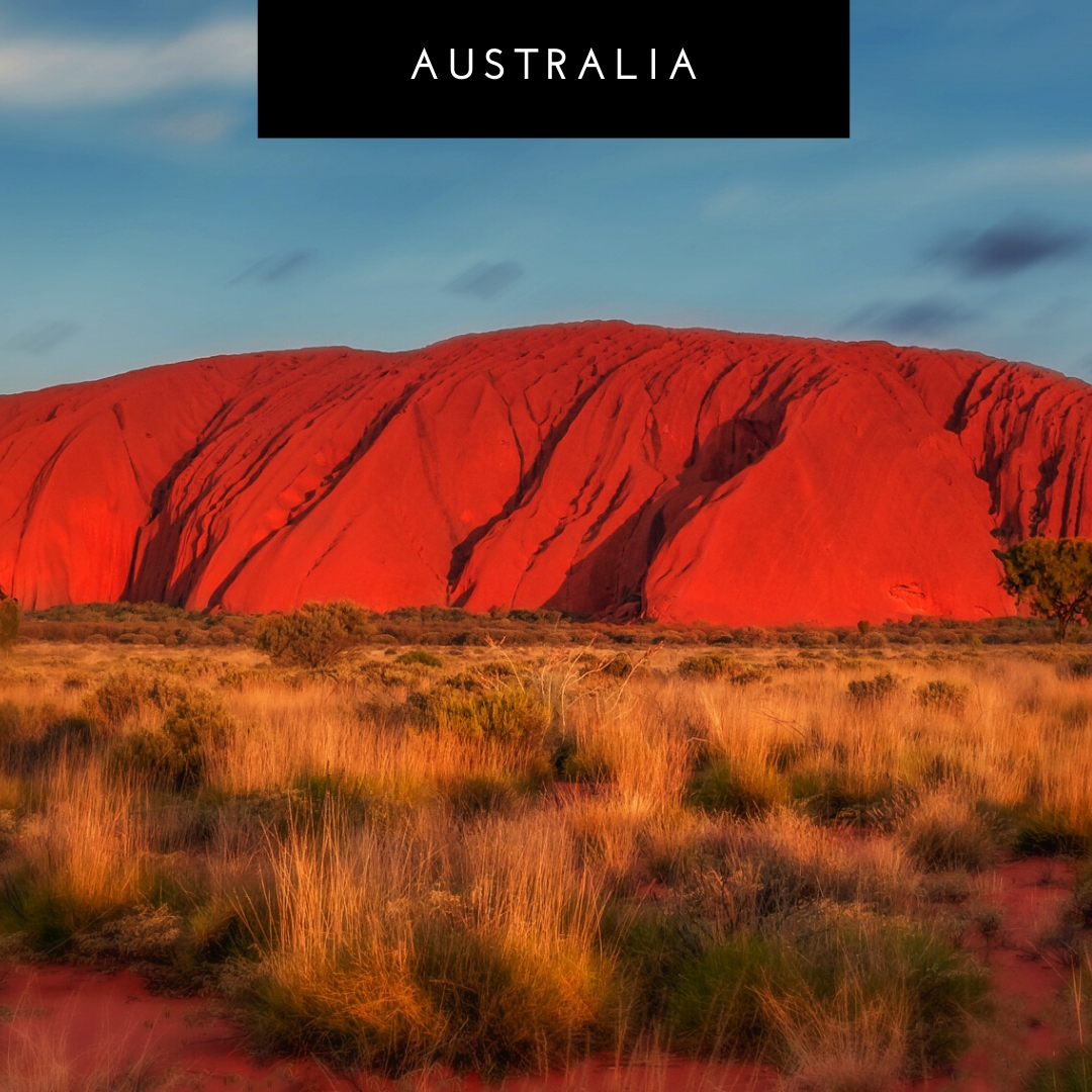 Click for Australia Destination Tips