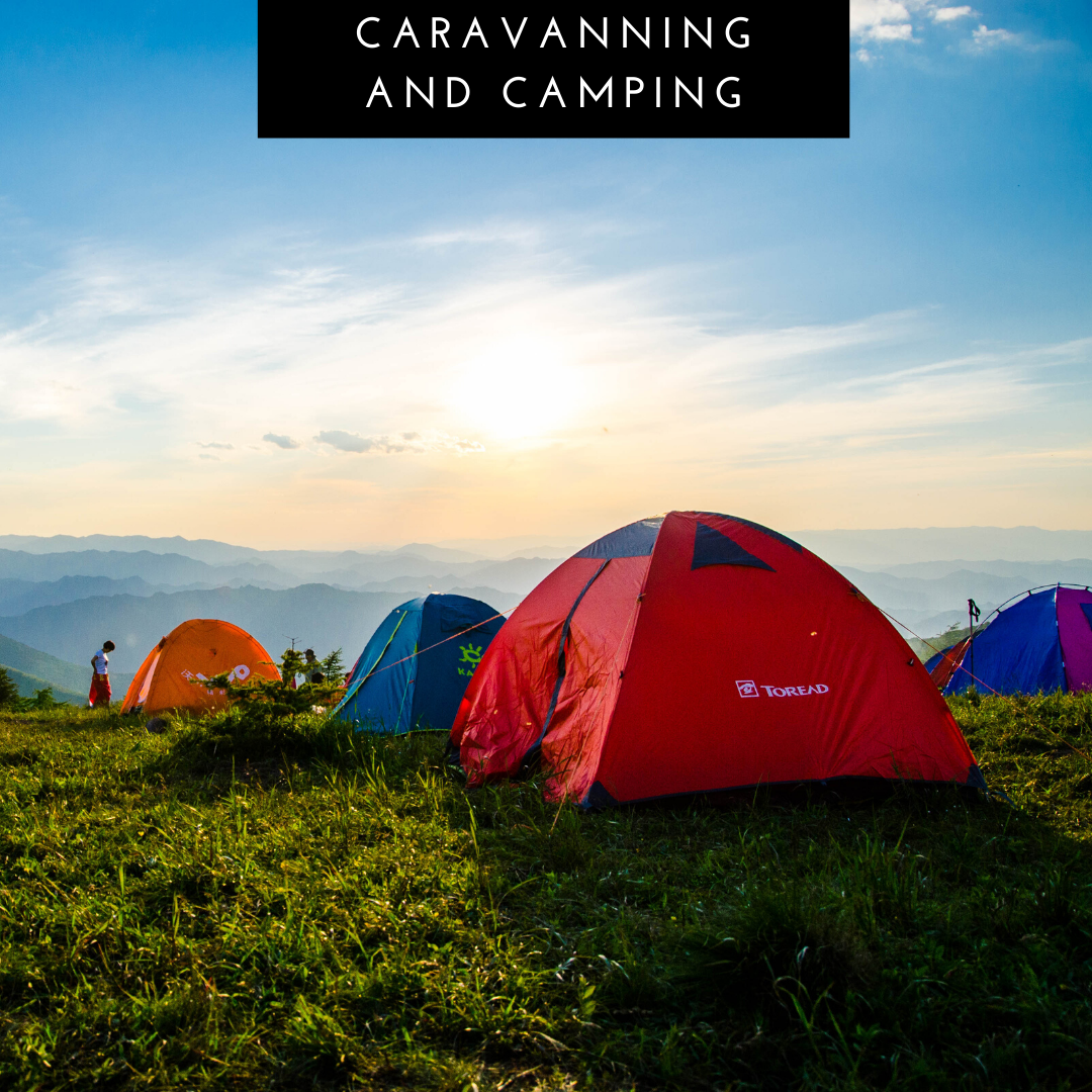 Click for Caravanning and Camping