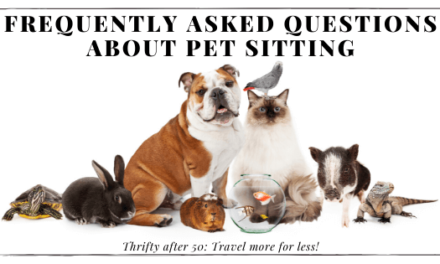 Frequently asked questions about pet sitting
