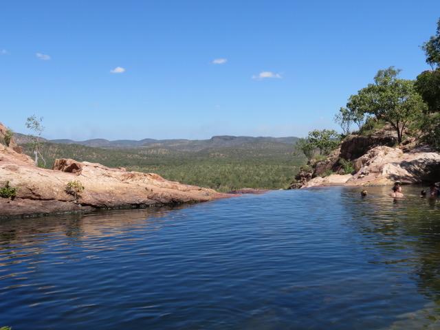 Gumlom Falls Water Hole